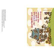 "Jahreslosung 2022 - Faltkarten ""Motiv v. Nina Dulleck"" 10 Stück"