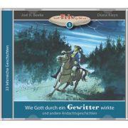 Wie Gott durch ein Gewitter wirkte (1) - MP3 Hörbuch