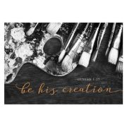 Postkarte - Be his creation
