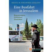 Eine Busfahrt in Jerusalem