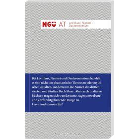 Neue Genfer Übersetzung AT - Levitikus + Numeri + Deuteronomium