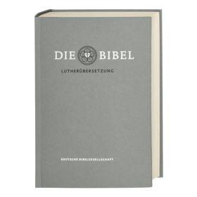 Luther 2017 Taschenausgabe mit Apokryphen silbergrau