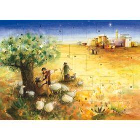 Biblischer Adventskalender - Das Kind von Betlehem