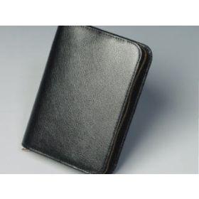 Bibelhülle Rindleder 22x14,7x3,8 - schwarz