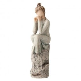 "Willow Tree Figur ""Geduld"""