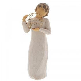 "Willow Tree Figur ""Liebe dich"""