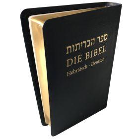 Die Bibel - Hebräisch-Deutsch - Leder