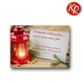 Postkarte - Gesegnete Weihnachten