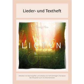 LICTYN - Liederheft