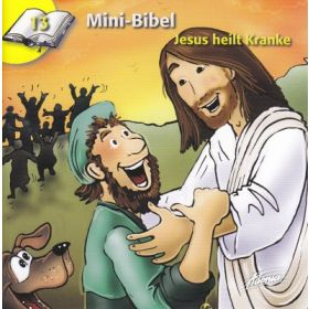 Jesus heilt Kranke