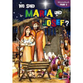Wo sind Maria und Josef?