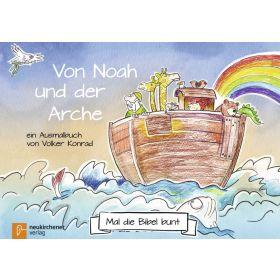 Mal die Bibel bunt - Von Noah und der Arche