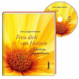 Freu dich von Herzen - Buch + CD