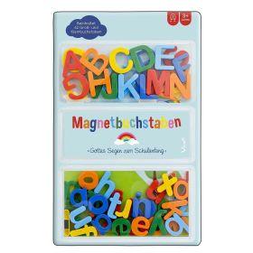 "Magnetbuchstaben ""Gottes Segen zum Schulanfang"""