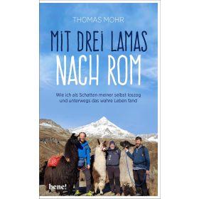 Mit drei Lamas zum Papst