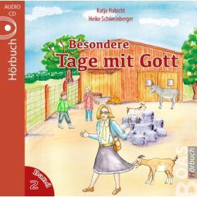 Besondere Tage mit Gott Bd. 2 - Hörbuch