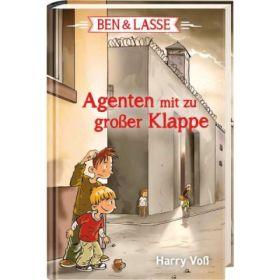 Ben & Lasse - Agenten mit zu großer Klappe
