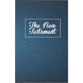 The New Testament - englisch