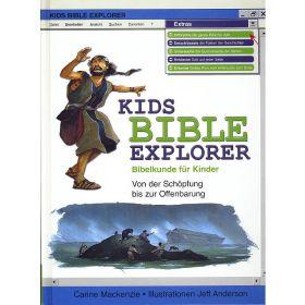Kids Bible Explorer