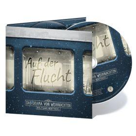 Auf der Flucht - CD
