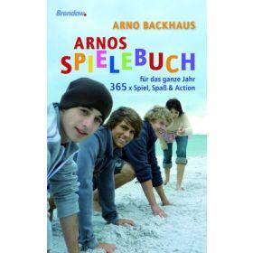 Arnos Spielebuch für das ganze Jahr