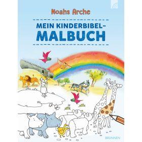 Noahs Arche - Mein Kinderbibel-Malbuch