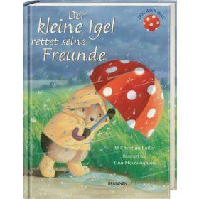 Der kleine Igel rettet seine Freunde