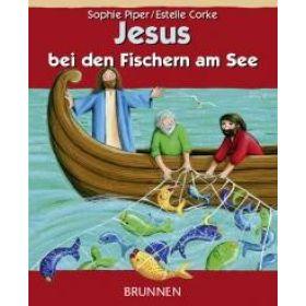 Jesus bei den Fischern am See