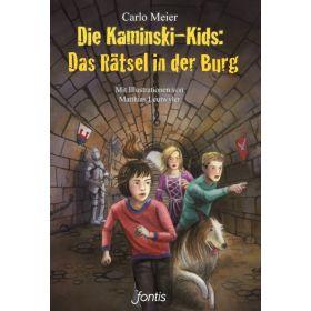 Die Kaminski-Kids: Das Rätsel in der Burg (18)