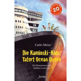 Die Kaminski-Kids: Tatort Ocean Queen (19)