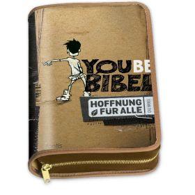 """Bibelhülle Hoffnung für alle """"YouBe"""""""