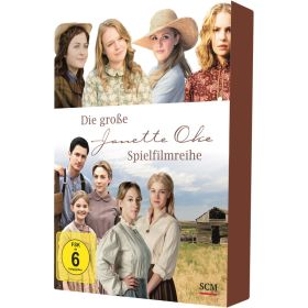 Die große Janette Oke-Spielfilmreihe