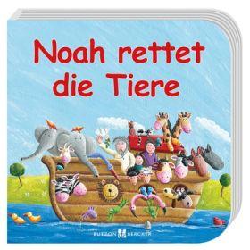 Noah rettet die Tiere