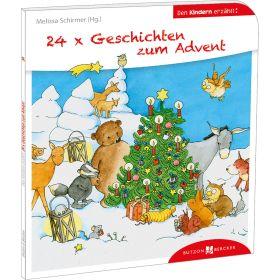 24 x Geschichten zum Advent