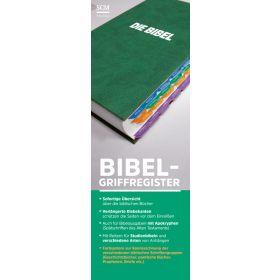 Bibel-Griffregister mit Farbsystem