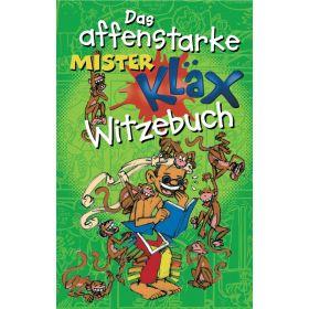 Das affenstarke Mister Kläx Witzebuch