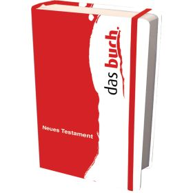 Das Buch - Taschenausgabe NT mit Gummiband