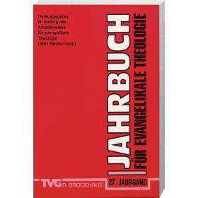 Jahrbuch für evangelikale Theologie 2013