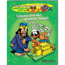 Salomo und der goldene Tempel