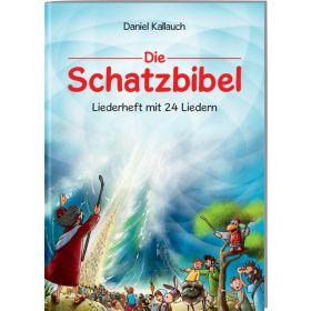 Die Schatzbibel - Liederheft