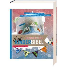 Art Journaling Kinderbibel Neues Testament