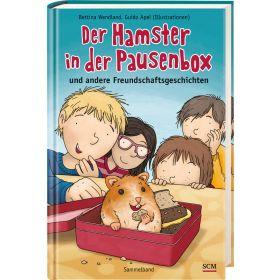 Der Hamster in der Pausenbox