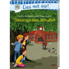 Diebe auf dem Schulhof