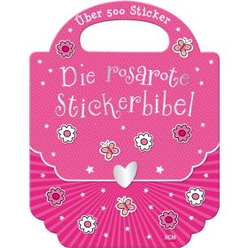 Die rosarote Stickerbibel