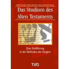 Das Studium des Alten Testaments