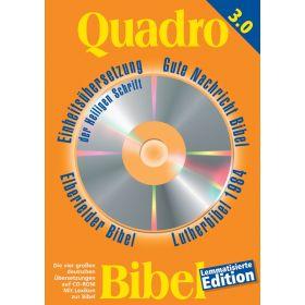Quadro Bibel 3.0 - Lemmatisierte Edition