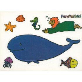 Folienpostkarte Jona