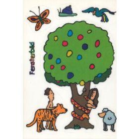 Folienpostkarte Die Schöpfung