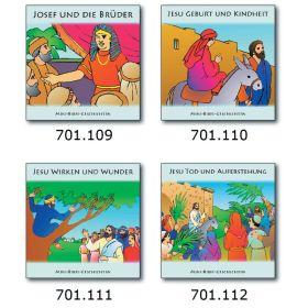 Mini-Bibel-Geschichten - 4er-Set