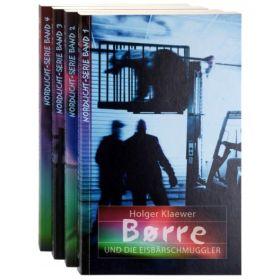 Nordlicht-Serie (Borre) - Bd.1-4
